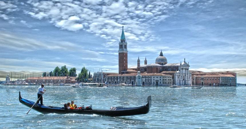 Gondola Venezia web