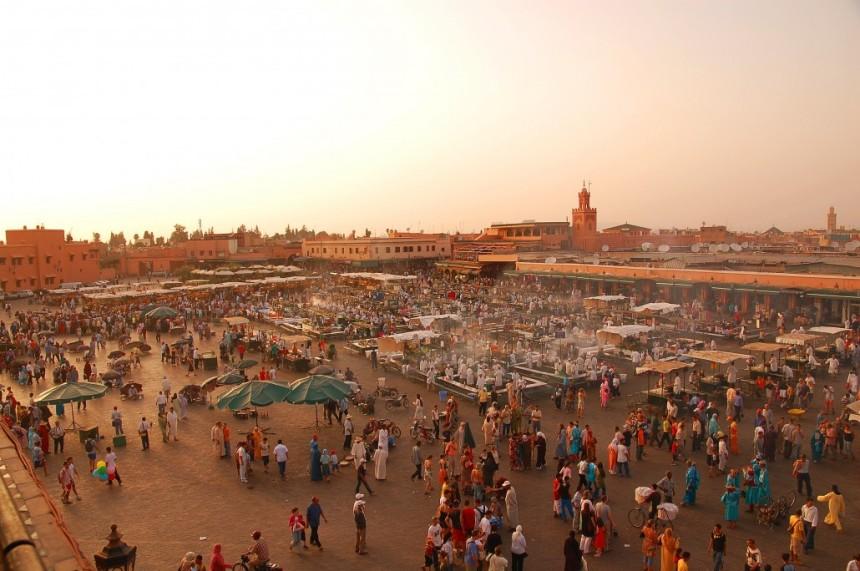 jamaa-el-fna-place